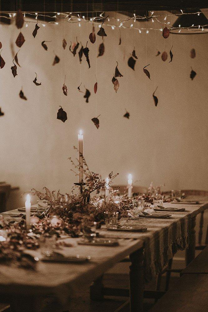 tovaglie a noleggio le inspiration autumn event