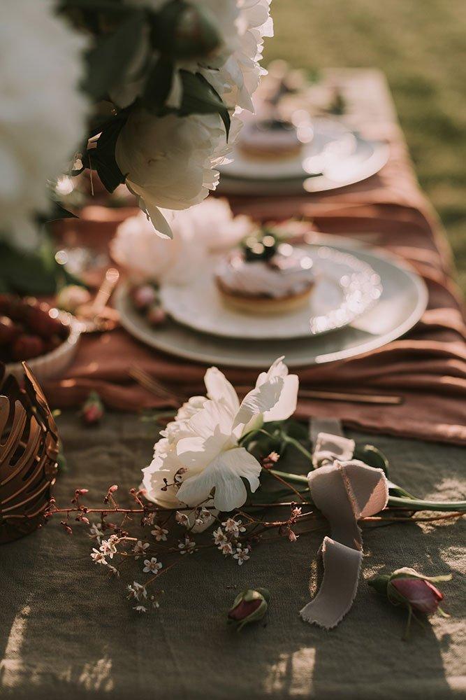 tovaglie a noleggio le inspiration cup cake segnaposto
