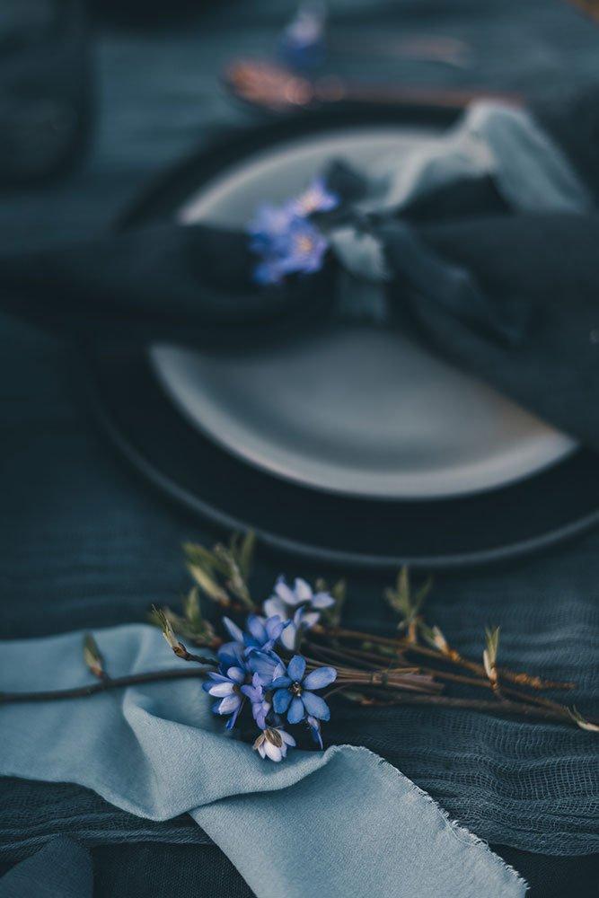 tovaglie a noleggio le inspiration fiorellini