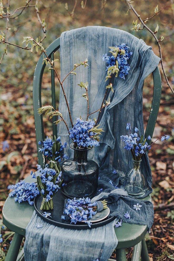 tovaglie a noleggio le inspiration flower