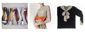 fiocchi famosi della moda