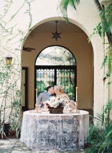 tovaglia matrimonio